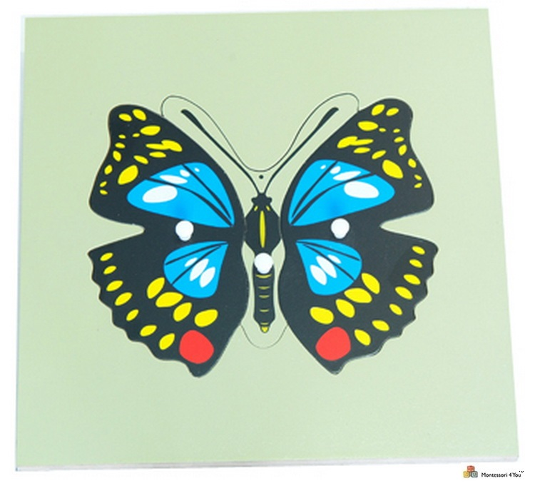 montessori-animal-butterfly-puzzle