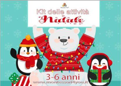 copertina kit Natale 3-6