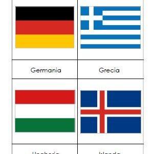 copertina carte delle bandiere