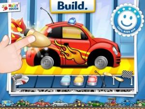 Per gli appassionati di vetture - Dreams Car Factory, di Happy Touch
