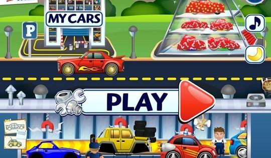 Per gli appassionati di vetture - Spazio Montessori App - Montessori 4 You