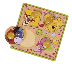 incastri piani - spazio montessori giochi - montessori 4 you - eichhorn, winnie the pooh