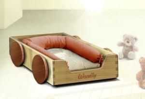 il letto montessori