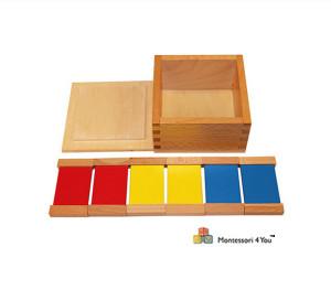 MS006-Montessori materials
