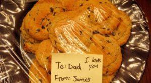 biscotti festa papà