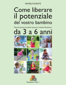 attività Montessori all'aperto