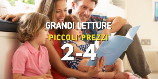 Grandi letture piccoli prezzi 2 4 for Piccoli acquari prezzi