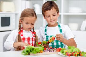 In cucina con Montessori