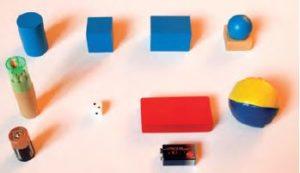 Solidi geometrici montssoriani