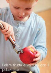 Pelare la frutta