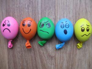 attività emozioni bambini