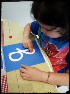 le mie lettere montessori ippocampo