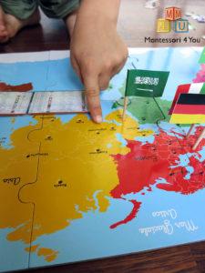 giochi con le bandiere del mondo
