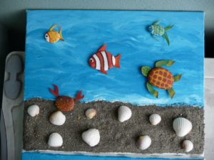 Attività con la sabbia 4-6 anni