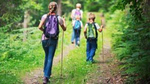 attività in montagna per bambini