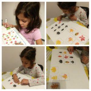 attività autunno bambini