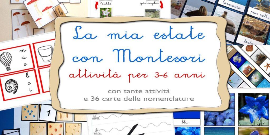 Attività 3 6 Anni Archivi Montessori4you